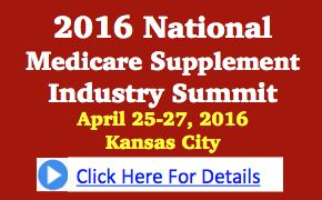 2015 medicare supplement insurance conference